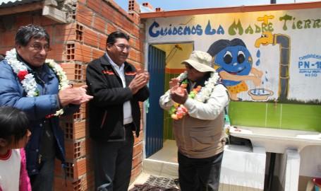 Zona Prados del Norte Distrito 7 El Alto