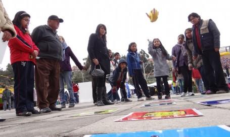 Juegos lúdicos sobre el Saneamiento Ecológico